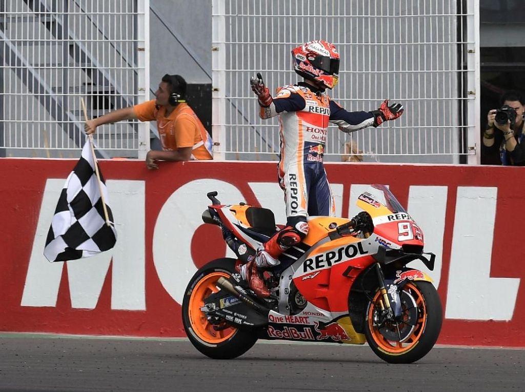 MotoGP Republik Ceko: Paruh Kedua Musim Dimulai, Siapa Bisa Hentikan Marquez?