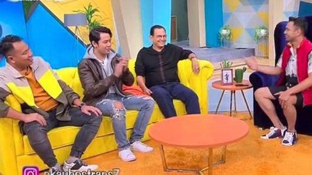Raffi, Vicky dan Kriss Hatta Bersama, Roy Marten: Para Napi Berkumpul