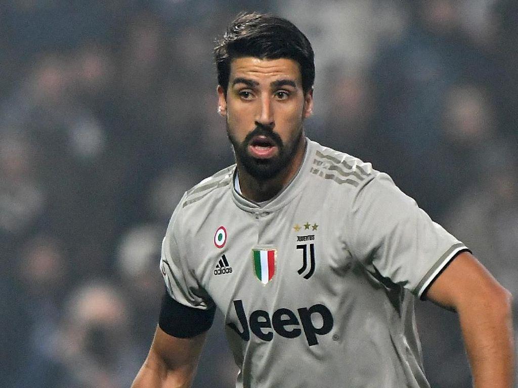 Tinggalkan Juventus, Sami Khedira Menuju Hertha Berlin