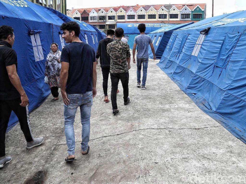 Soal Pencari Suaka di Kalideres, Dinsos DKI: UNHCR Harus Lebih Berperan