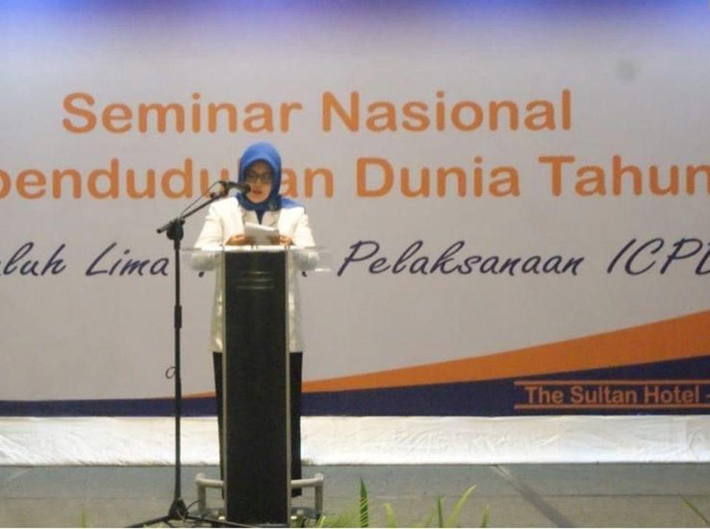 Peringati Hari Kependudukan Dunia, Indonesia Komitmen Terhadap ICPD