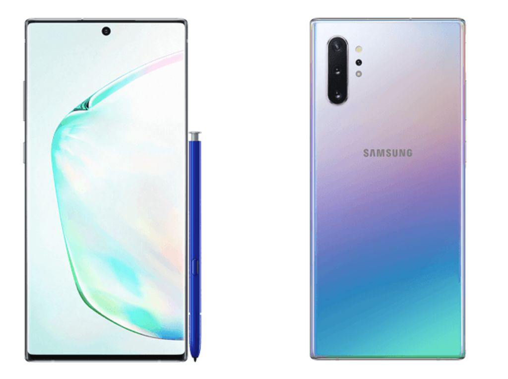 Seperti Inikah Wujud Samsung Galaxy Note 10?