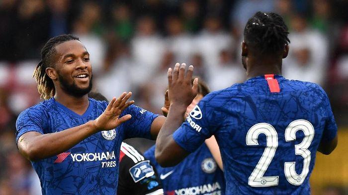 Chelsea meraih kemenangan di laga kedua ujicoba pramusim (Charles McQuillan/Getty Images)