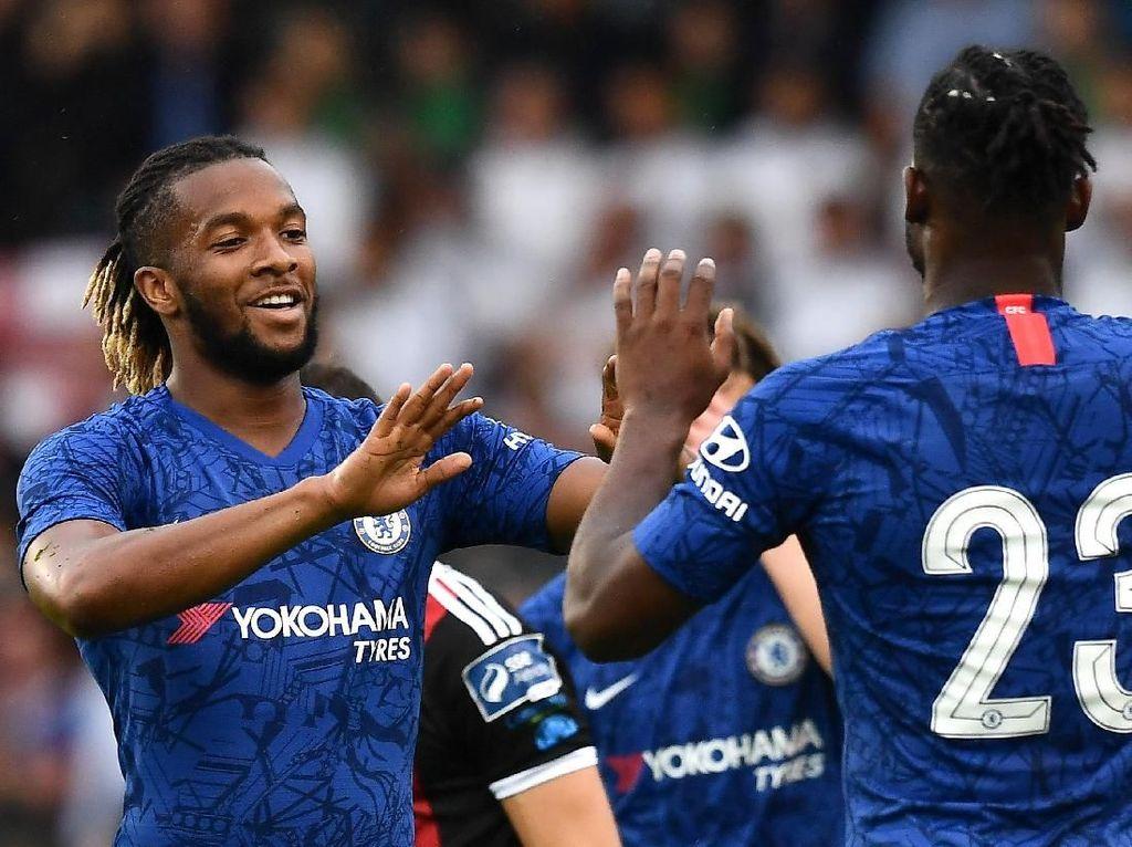 Laga Ujicoba: Chelsea Kalahkan St Patricks Athletic 4-0