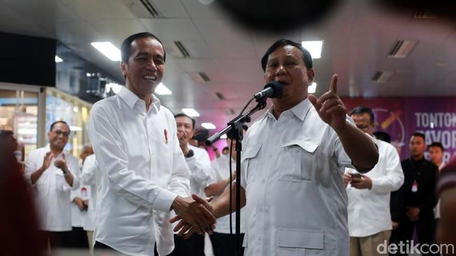 PKS Kritik Prabowo Tak Serukan Opisisi, Gerindra: Itu Pertemuan Negarawan