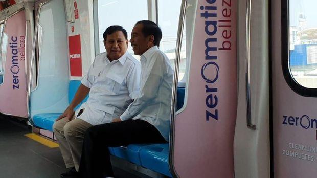 Jokowi & Prabowo