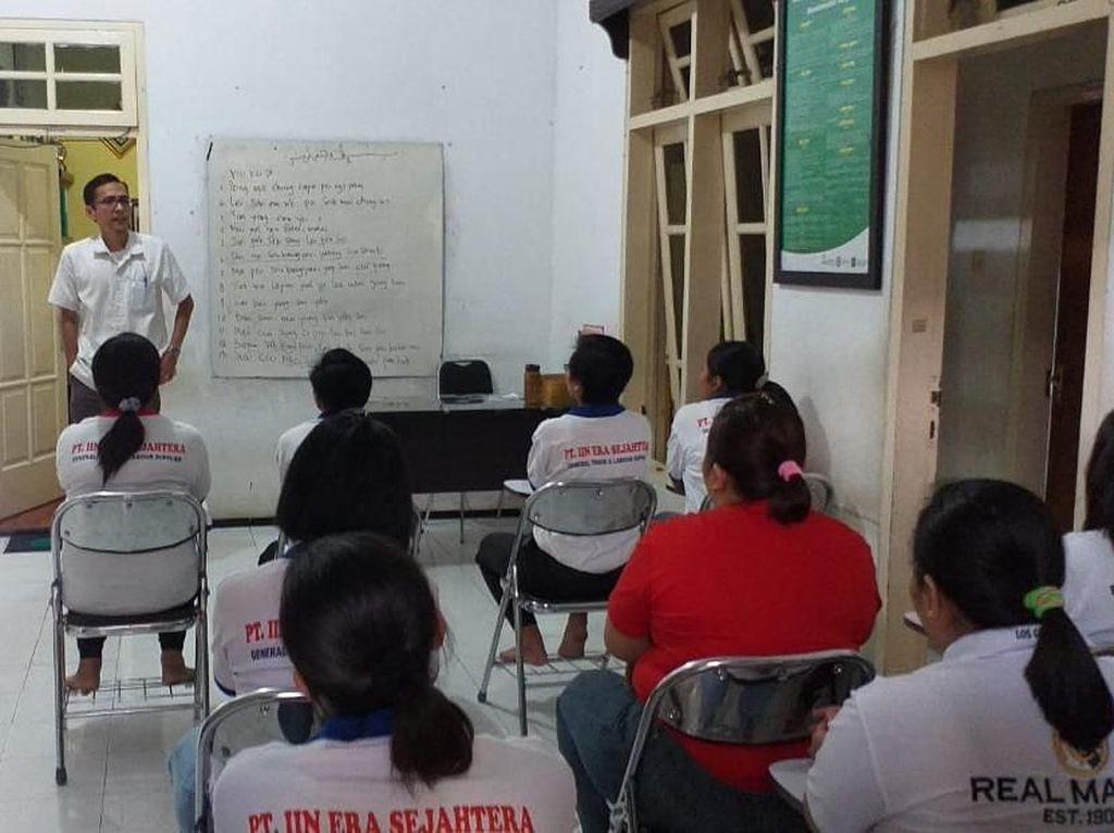 Kemnaker Temukan Empat Pekerja TKI Ilegal ke Singapura