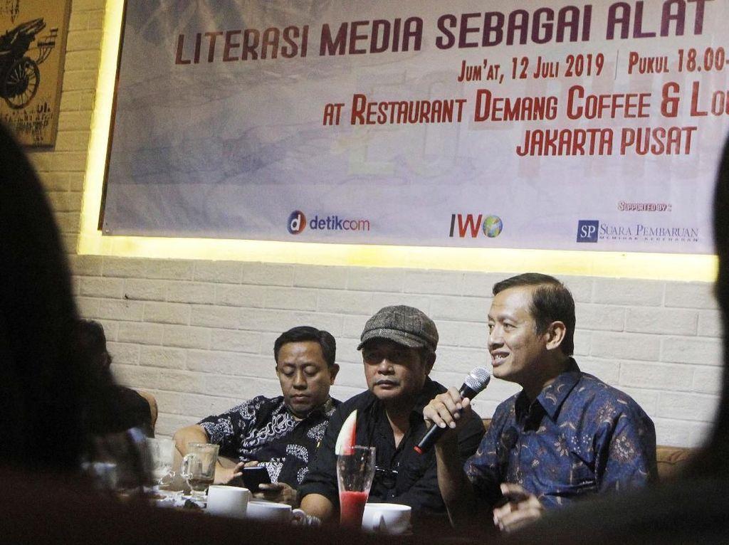 Literasi Media sebagai Pemersatu Bangsa