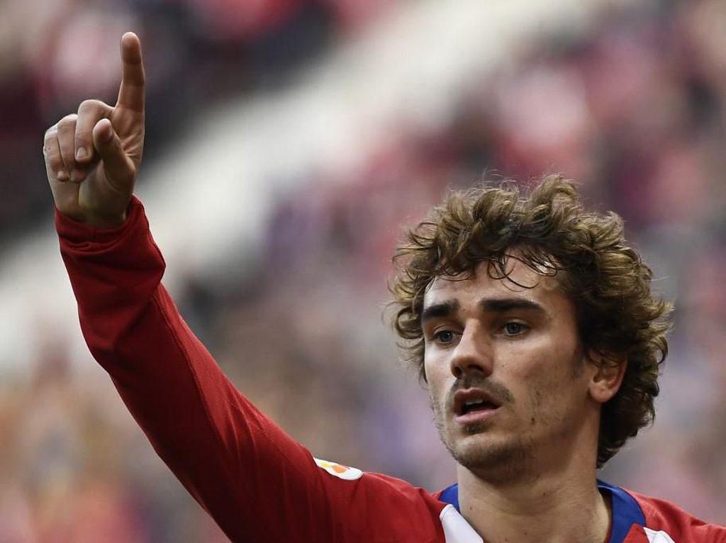 Digaet Barcelona, Griezmann Jadi Pemain Termahal Kelima di Dunia