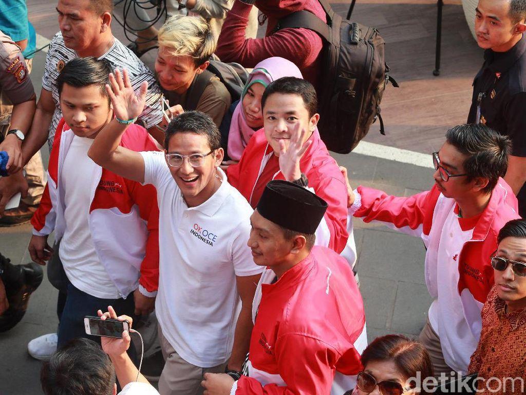 Setelah Jokowi-Prabowo, Sandiaga akan Bertemu Maruf Amin?