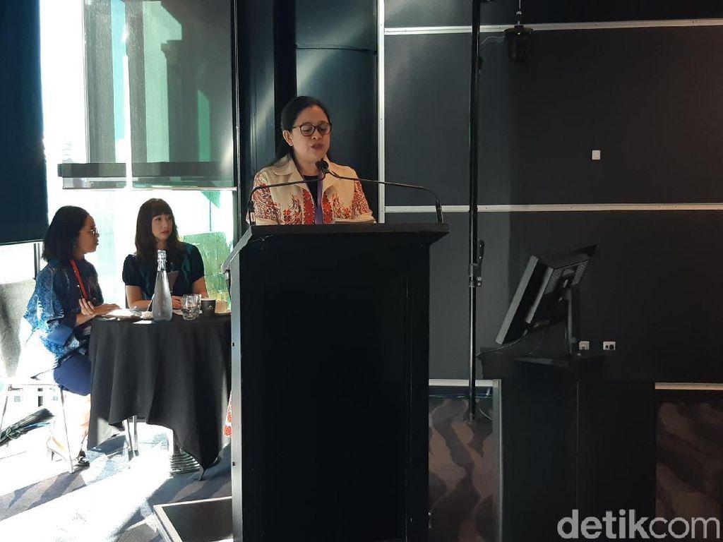 Jadi Pembicara di Pacific Exposition 2019, Puan Banggakan Pancasila