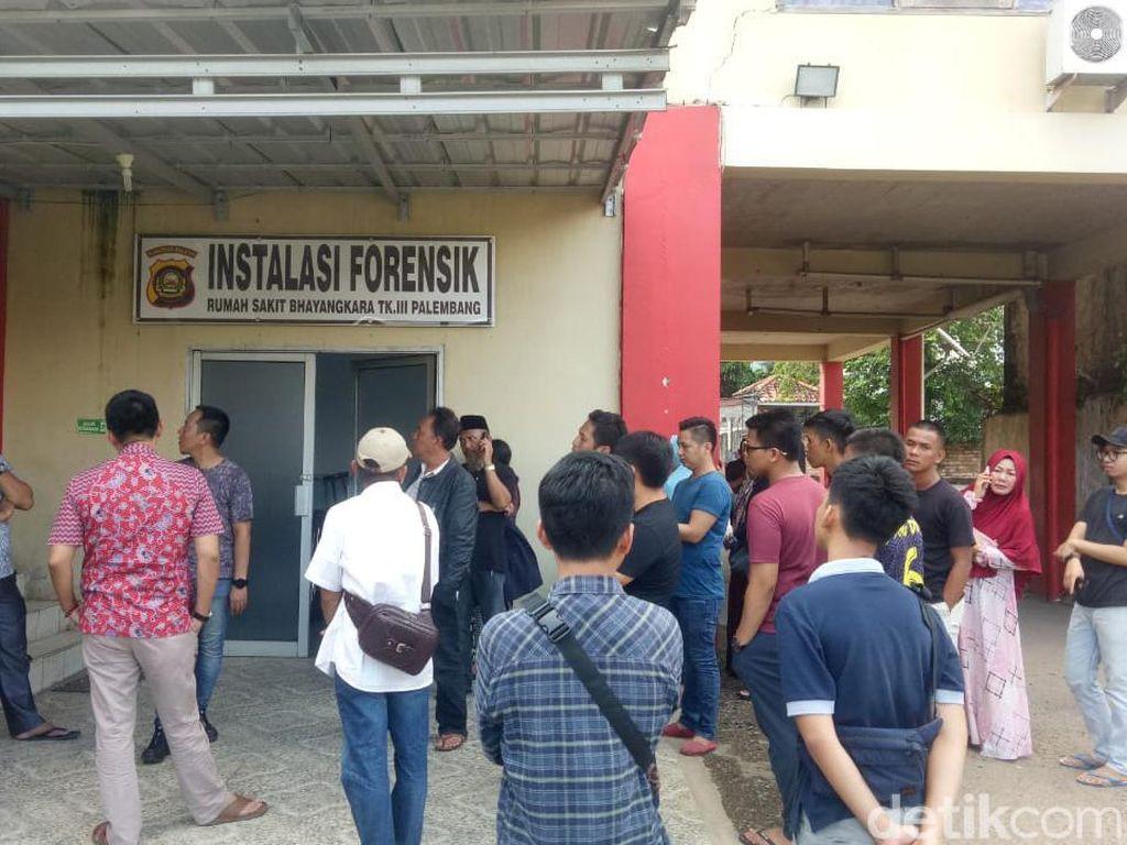 Ada Luka Lebam di Kepala-Dada Siswa SMA Taruna Palembang yang Meninggal