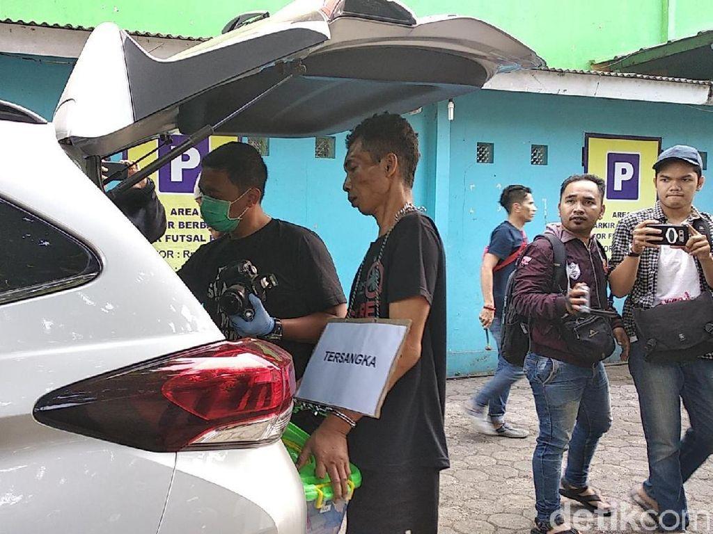 Terkuak! Mayat Terpotong di Banyumas Dibunuh di Bandung