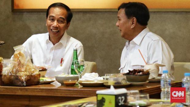 Pertemuan Jokowi-Prabowo dan Hal yang Tak Mungkin Publik Tahu