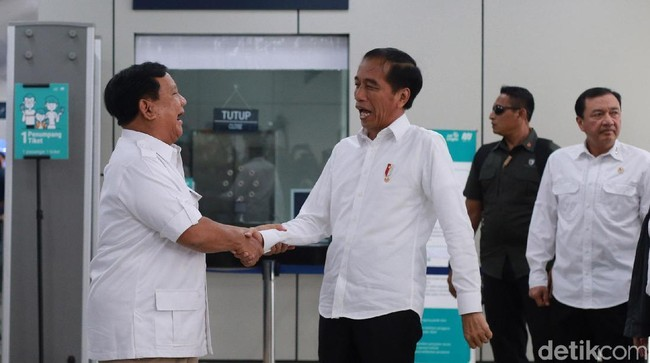 Pernyataan Lengkap Jokowi-Prabowo Serukan Tak Ada Lagi Cebong-Kampret