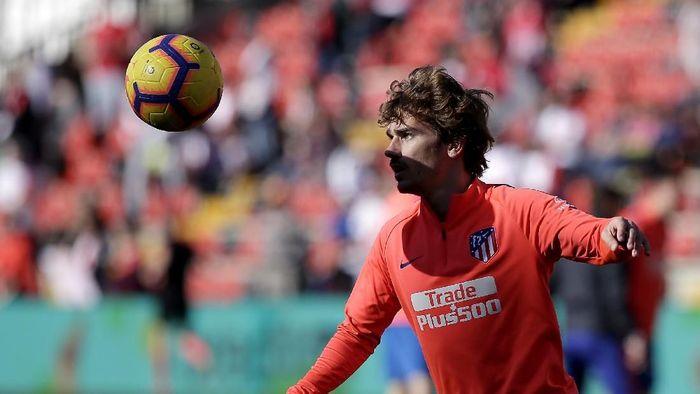 Antoine Griezmann tak mau menyia-nyiakan kesempatan gabung Barcelona (Gonzalo Arroyo Moreno/Getty Images)
