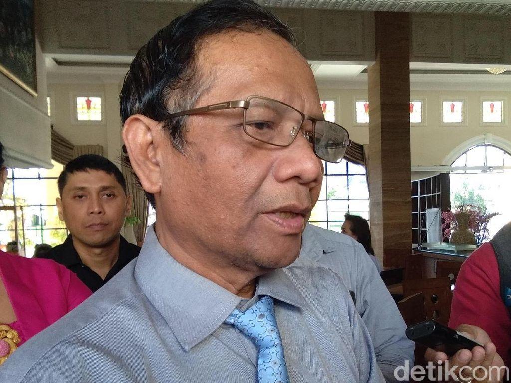 Mahfud MD: NKRI Bersyariah Berlebihan, Indonesia Sudah Bersyariah