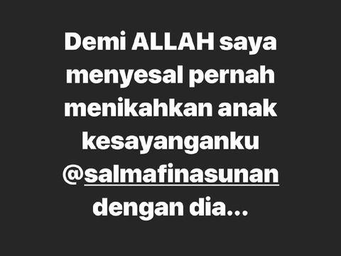 Instagram Story Sunan Kalijaga