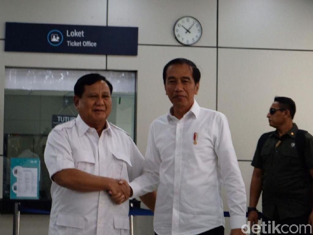 Jadi Saksi Pertemuan Jokowi-Prabowo, Ini Sejarah MRT Jakarta