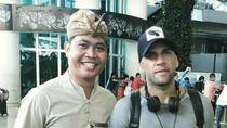 Dani Alves Liburan ke Indonesia?