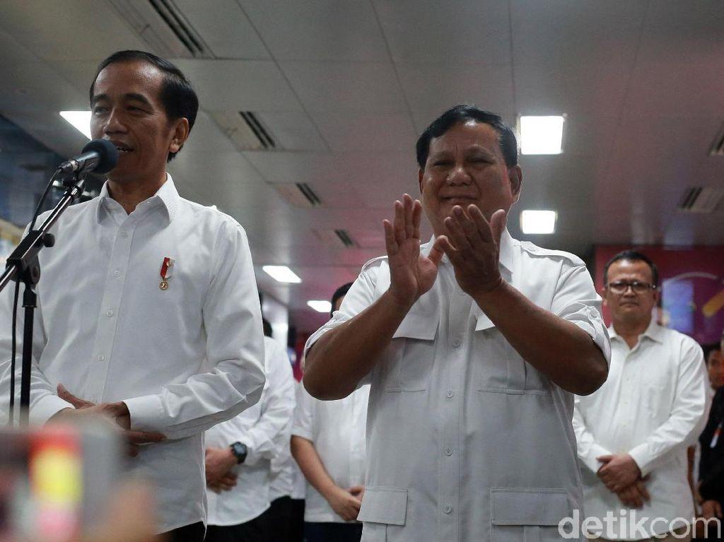 TKN Berharap Prabowo Hadiri Pidato Jokowi, Gerindra Sebut Tak Ada Undangan
