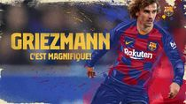 Welcome Antoine Griezmann