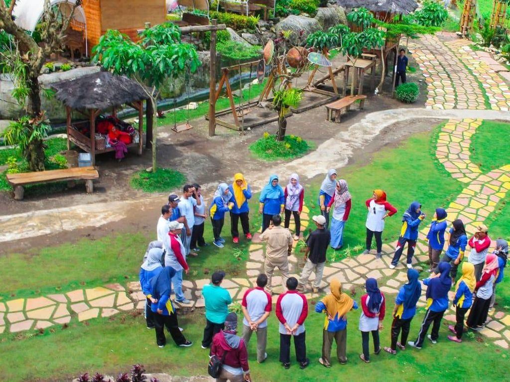 Pujon Kidul, Desa di Malang yang Punya Wisata Outbond Seru