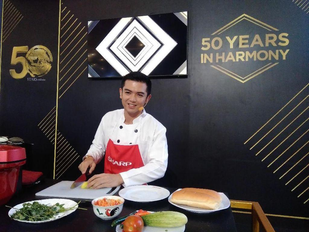 Ini Lho! Resep Jus Sehat Ala Chef Celebrity Nicky Tirta
