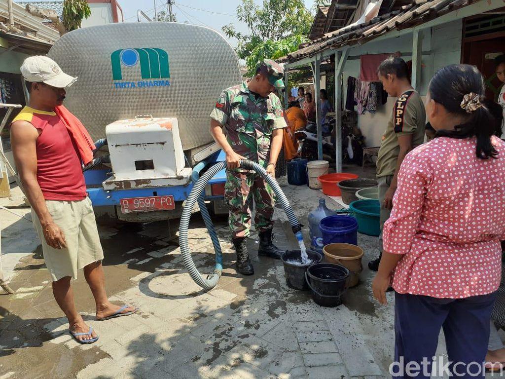 3.970 Warga Mojokerto Menggantungkan Pasokan Air Bersih dari Pemerintah