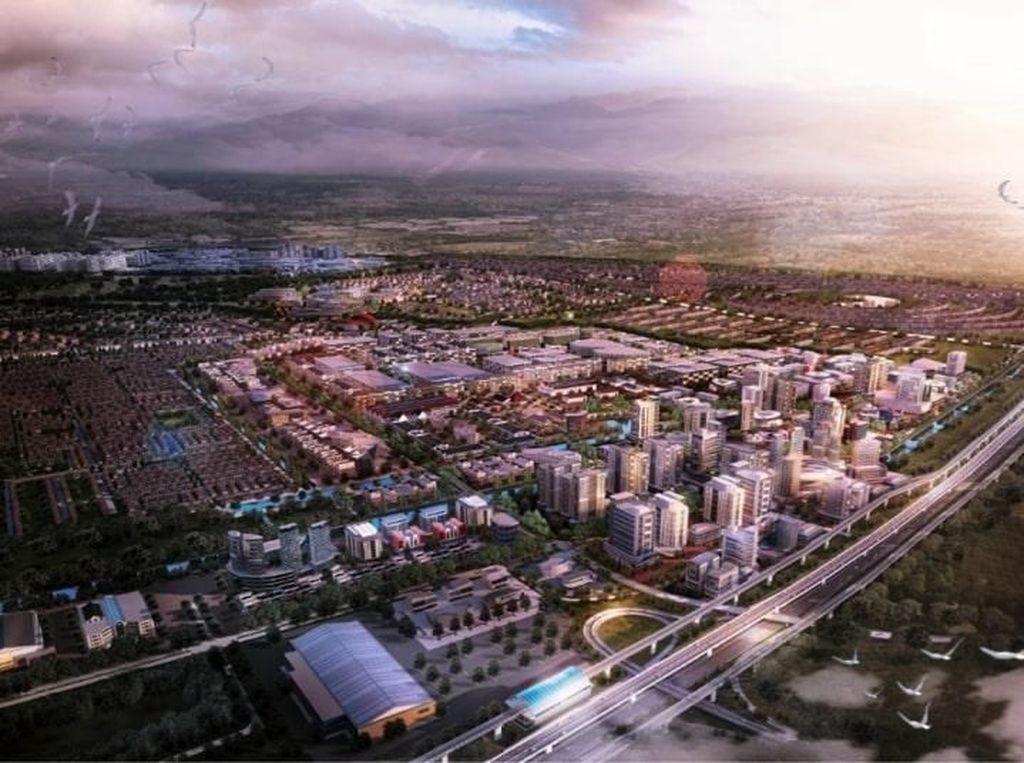 Ini Kawasan Industri Township yang Paling Prospektif di Indonesia