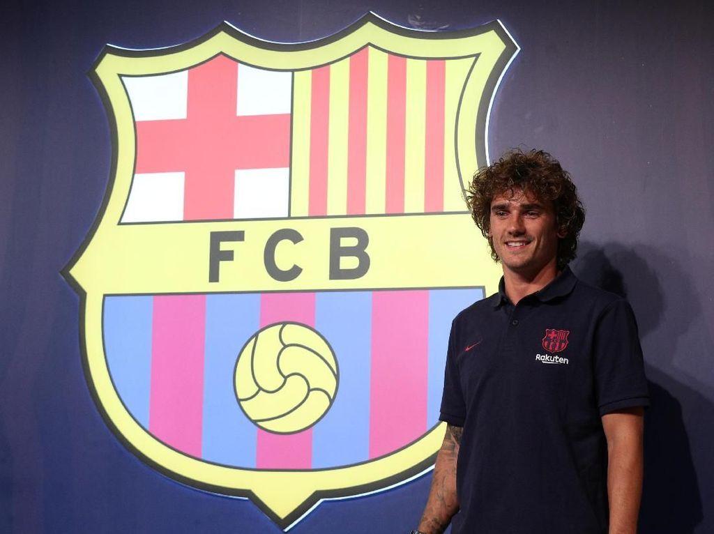 Griezmann Tak Menyesal Sempat Tolak Barcelona di Musim Lalu