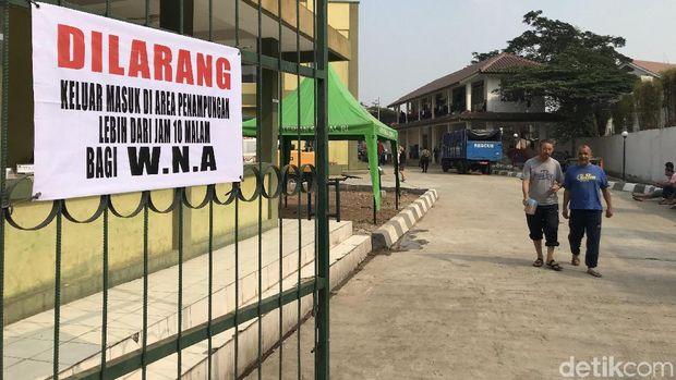 Kondisi Terkini Pencari Suaka di Kalideres Setelah Ada Poster Penolakan