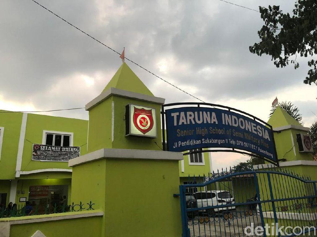 Polisi Serahkan Berkas Kasus Tewasnya Siswa SMA Taruna Palembang ke Jaksa