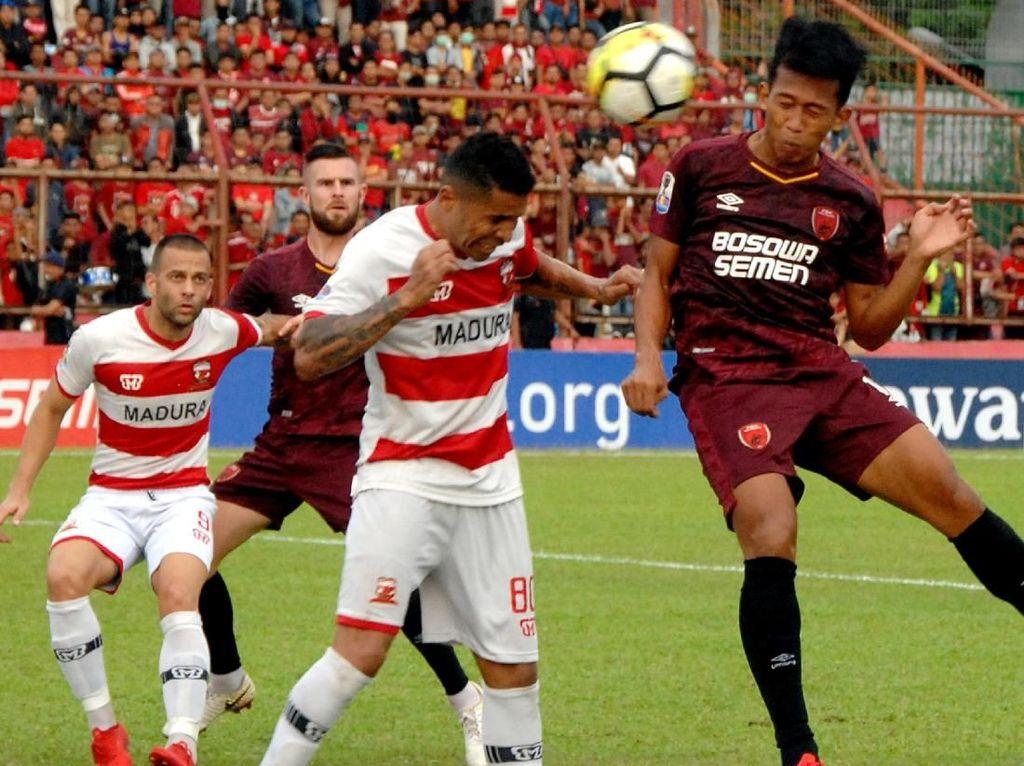 M.Ridho Tifus Perpanjang Pemain Tumbang, Madura United Soroti Jadwal Padat