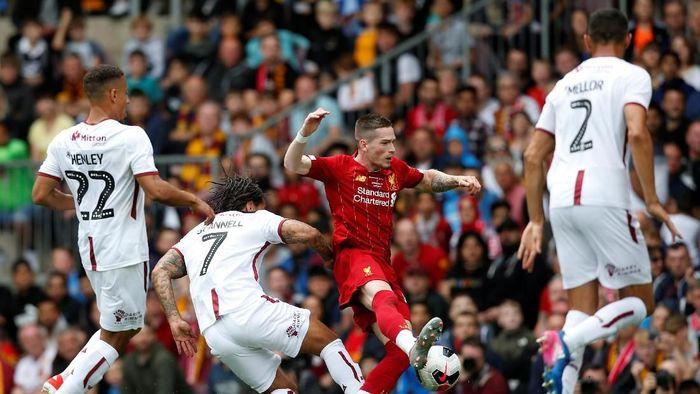 Liverpool menang 3-1 atas Bradford City di laga uji coba pramusim (Foto: Ed Sykes/Action Images via Reuters)