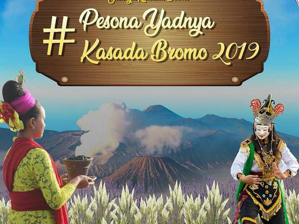 Upacara Yadnya Kasada Jadi Andalan Dongkrak Wisatawan ke Bromo