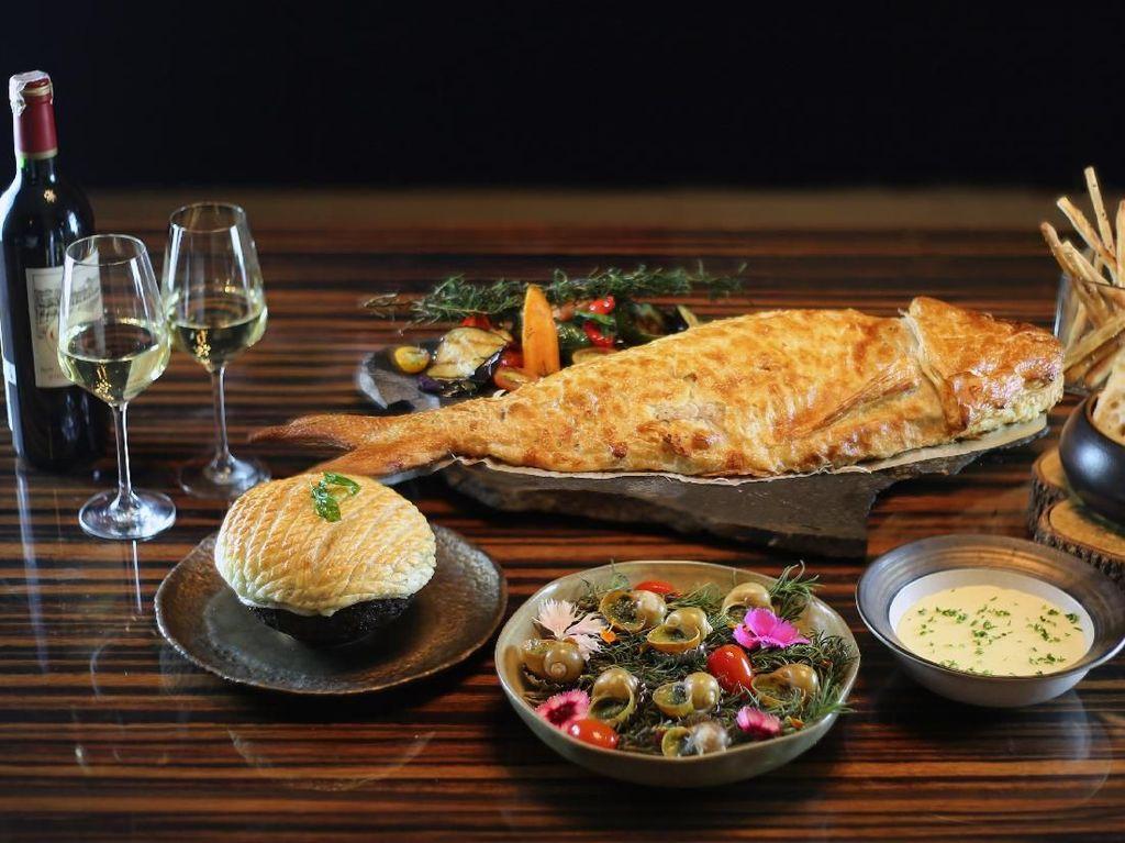Rayakan Bastille Day dengan Fish en Croute dari Chef Paul Bocuse