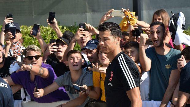 Ronaldo Ubah Hotel Jadi RS untuk Corona Dipastikan Hoax
