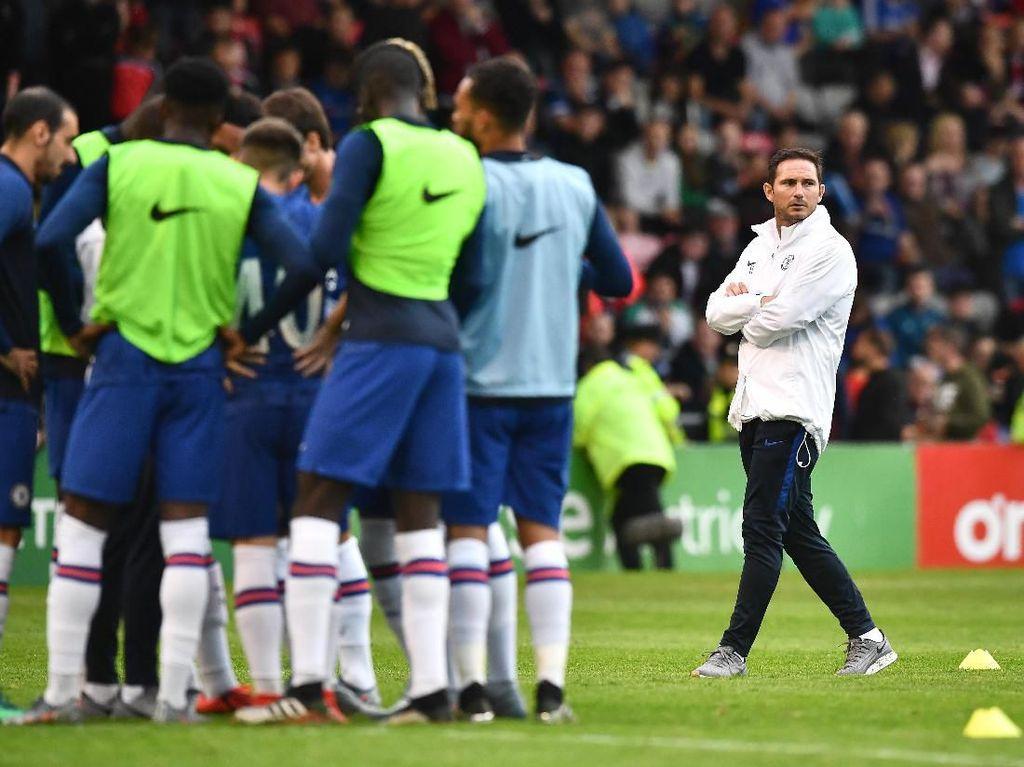 Semua Pemain Chelsea Percaya Padamu, Lampard