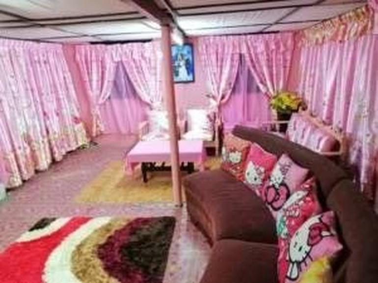 89 Gambar Rumah Hello Kitty Warna Pink Paling Bagus