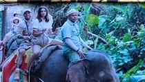 Liburan di Bali, Dani Alves Jalan-jalan di Kebun Binatang