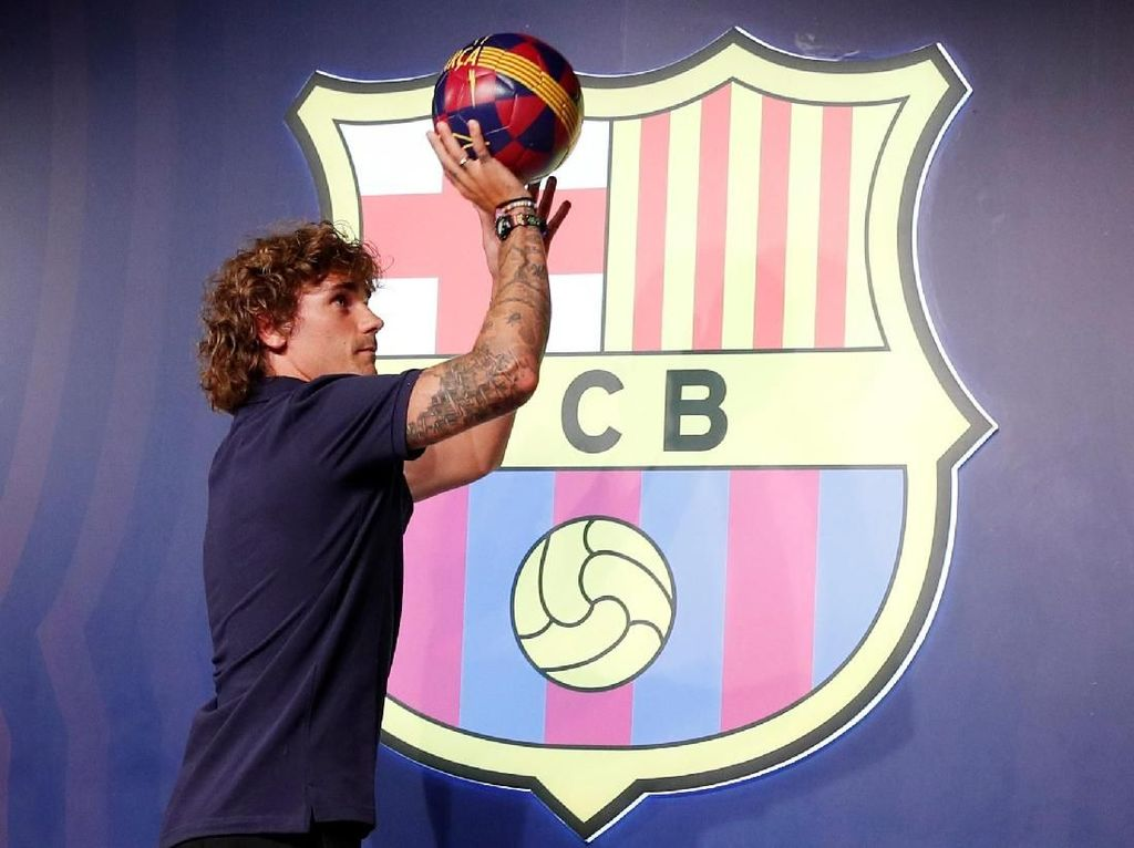 Messi yang Bikin Griezmann Penasaran