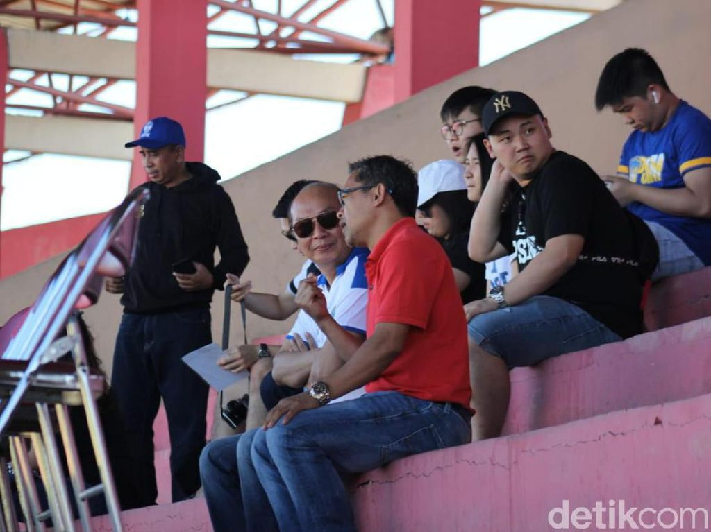 Aji Santoso Pelatih Baru PSIM Yogyakarta?