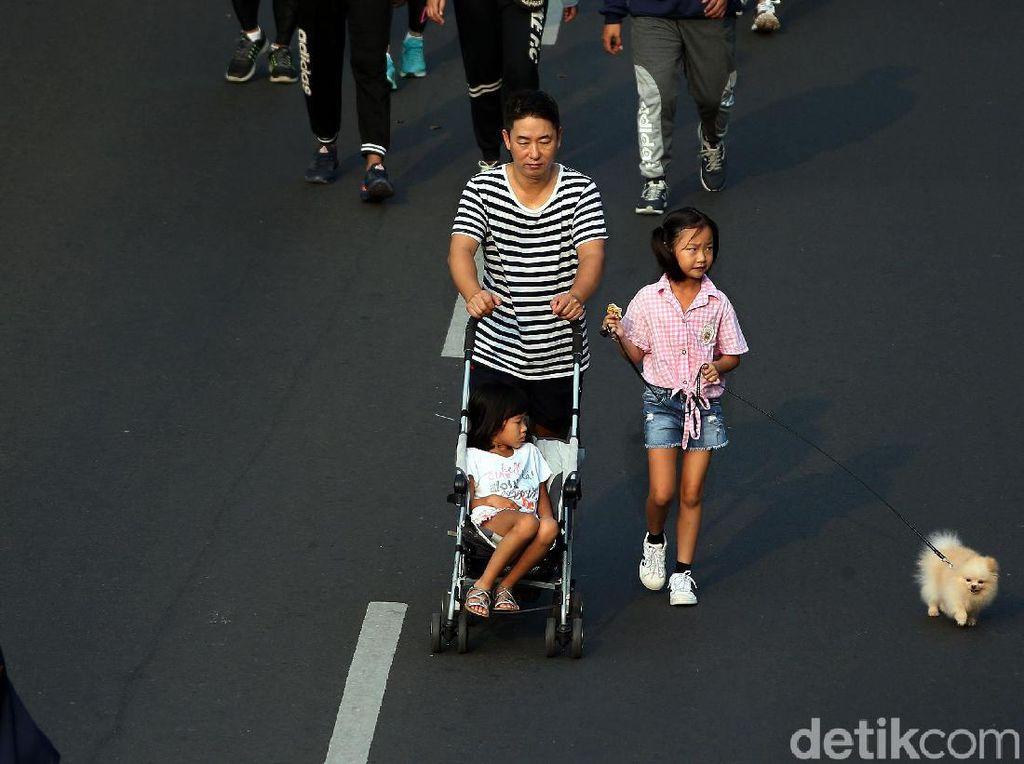 CFD di Bekasi Ditiadakan Saat Idul Adha