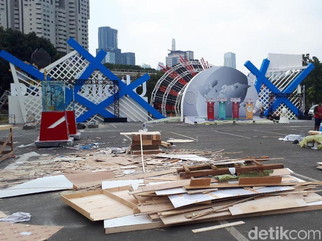Indonesia Open 2019 Mulai Besok, Panpel Diburu Waktu Rapikan Istora
