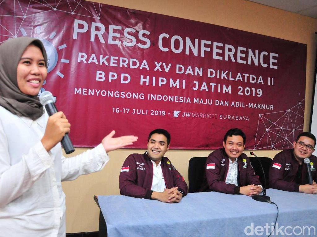Jelang Rakerda, HIPMI Jatim Siapkan Tema Indonesia Maju, Adil dan Makmur