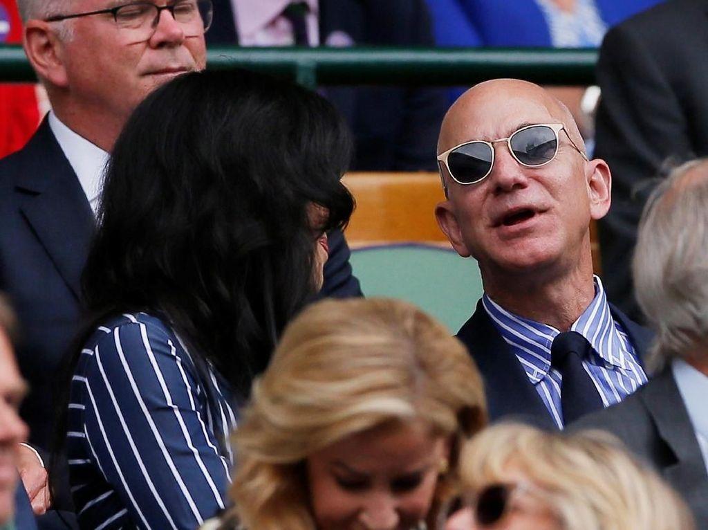 Kehilangan Harta Rp 140 T, Jeff Bezos Tetap Orang Terkaya Dunia