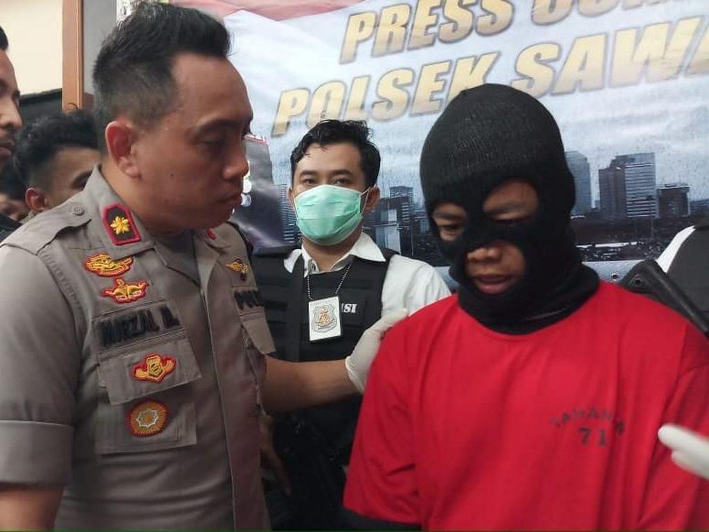 Terbakar Api Cemburu, Pria di Jakpus Bunuh Selingkuhan Istri