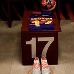 Griezmann Pakai Nomor 17 di Barcelona