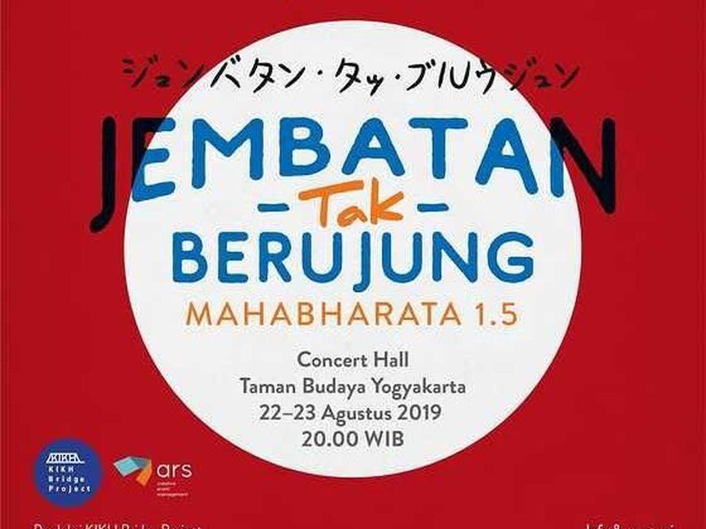 Pentas Mahabharata 1.5 Bakal Sambangi Yogyakarta